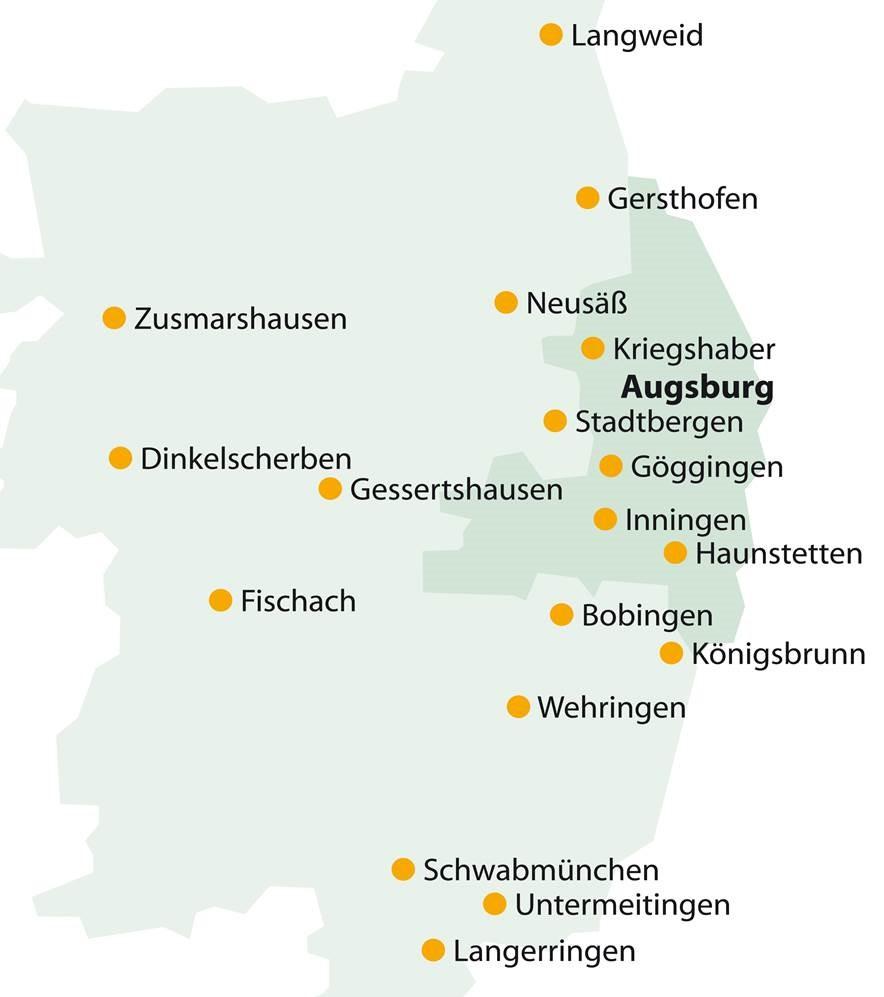 Landkreis Augsburg Karte.Mietwohnungen Wohnungsbau Gmbh Fur Den Landkreis Augsburg
